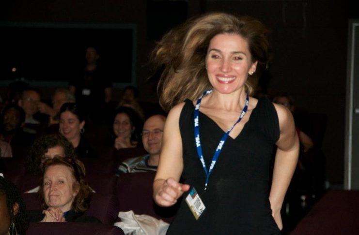 Nadia Zouaoui, productrice, réalisatrice à Montréal «Jamais sans l'Algérie! »