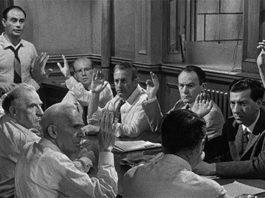 12 hommes en colère: le cinéma, le réel et la méthode