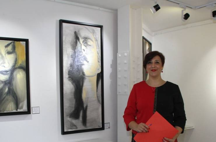 "Avec ""Ifru Design"", Amel Bara Kasmi innove dans l'entrepreneuriat d'art"