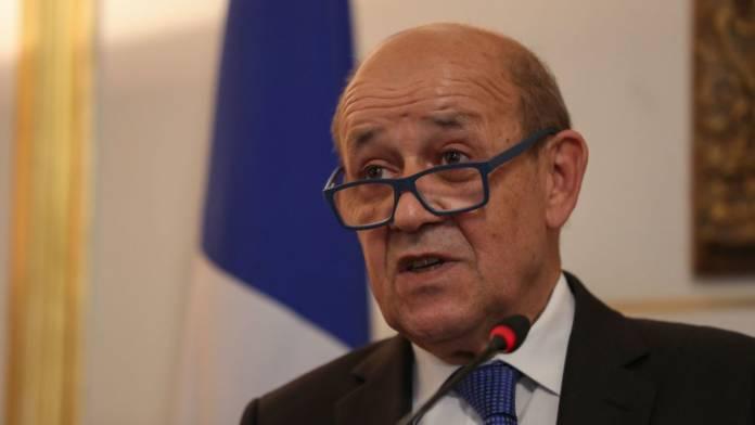 Jean-Yves Le Drian en visite jeudi en Algérie