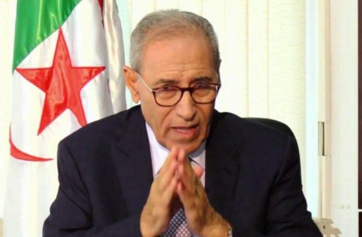 Ministre des transports Lazhar Hani