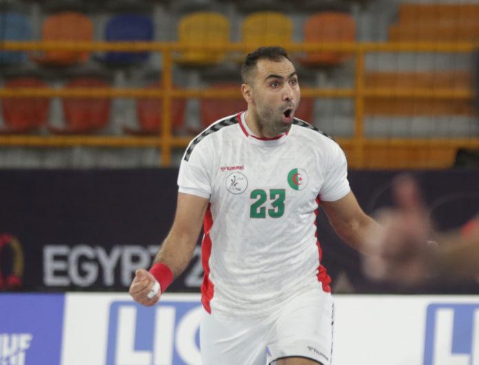 Mondial de handball: l'Algérie face à la France au début du tour principal