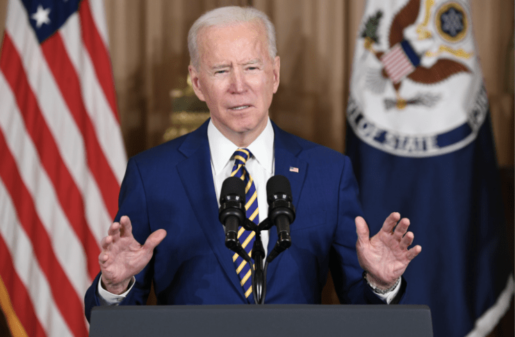 Yémen : Joe Biden met fin au soutien américain à la coalition saoudienne