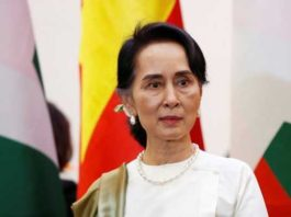 Coup d'Etat en Birmanie, Aung San Suu Kyi arrêtée