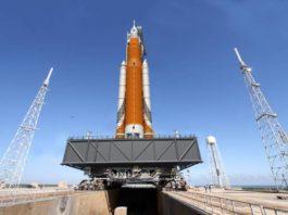 La Nasa teste sa fusée géante SLS pour la Lune
