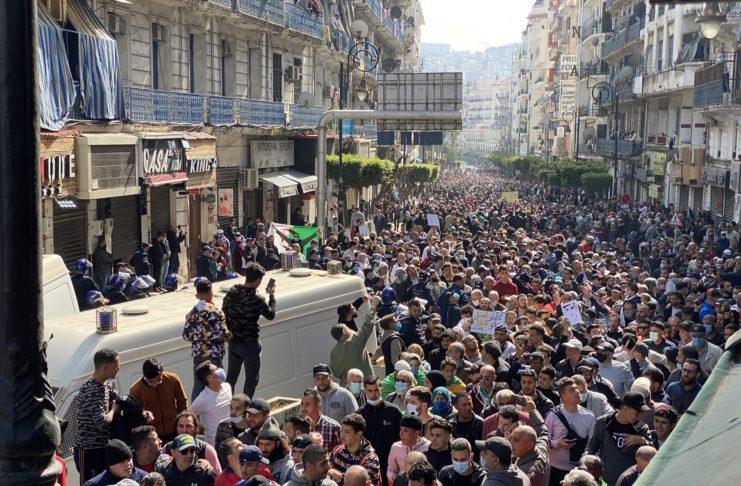 Hirak: manifestations dans plusieurs villes du pays