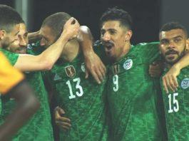 Football: l'Algérie tenue en échec par la Zambie mais reste toujours imbattable (3-3)