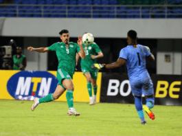 CAN 2021: Les Fennecs font le show face au Botswana (5-0) et restent invincibles