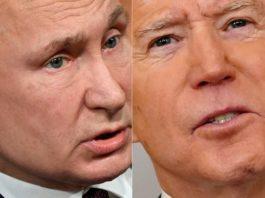 Joe Biden accuse Vladimir Poutine d'être «un tueur»