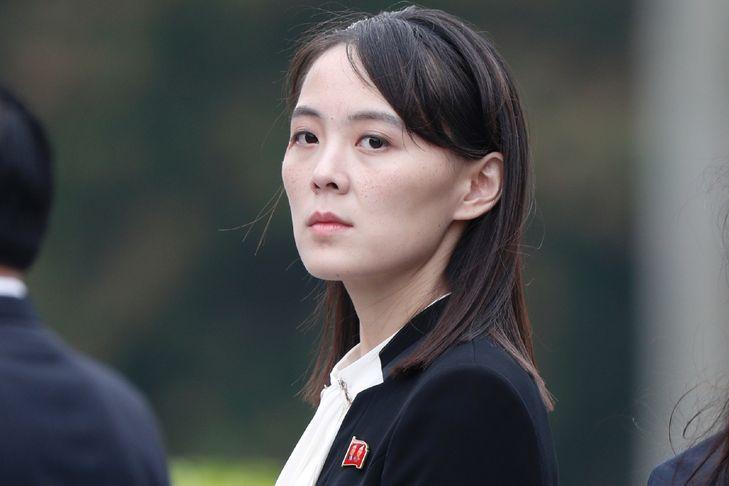 """La soeur de Kim Jong Un qualifie le président sud-coréen de """"perroquet"""" des Américains"""