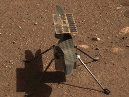 L'hélicoptère Ingenuity de la Nasa pourrait voler sur Mars lundi