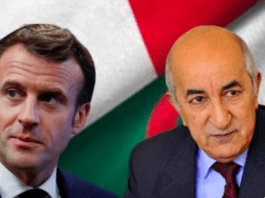Il n' y a pas la moindre tension entre l'Algérie et la France, affirme Paris au lendemain du report sine die de la visite du premier ministre français à Alger