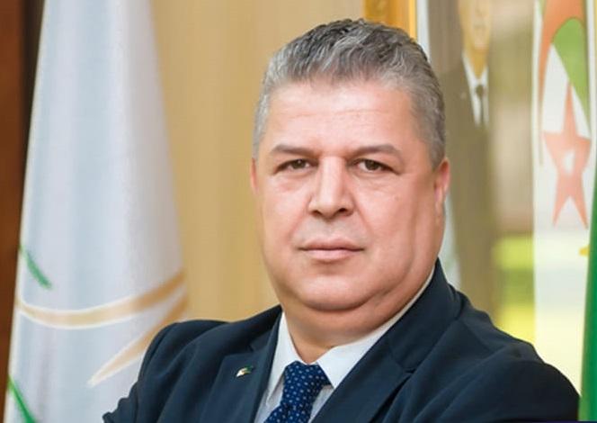 Charaf-Eddine Amara élu nouveau président de la FAF