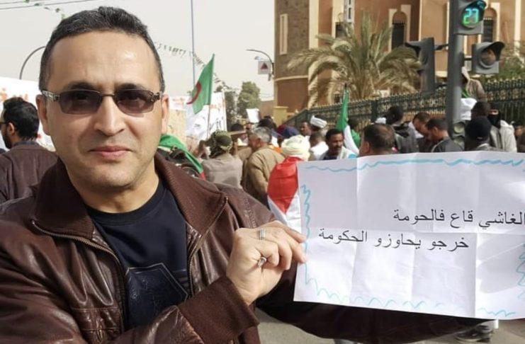 Le journaliste Rabah Karèche placé en détention provisoire