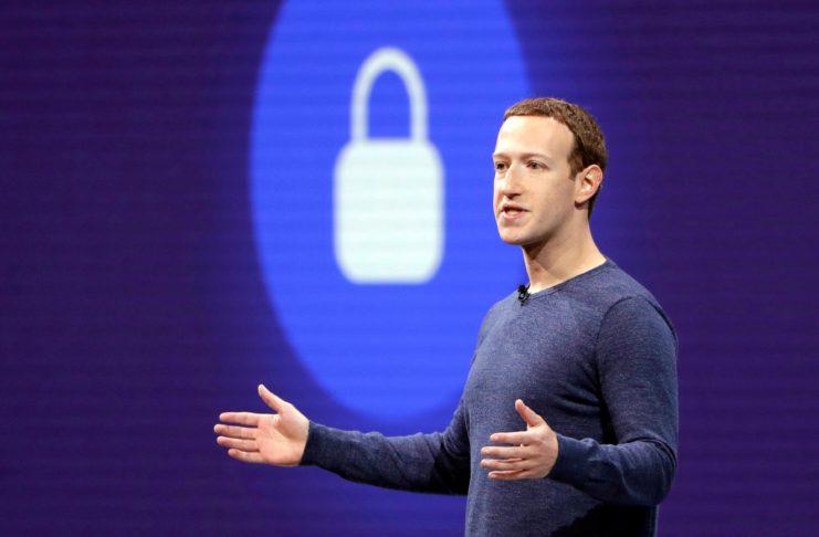 Facebook: les données de 500 millions de comptes mises en ligne