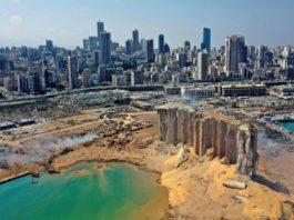 Huit mois après l'explosion dévastatrice au port de Beyrouth, les grandes compagnies internationales se bousculent pour remporter le marché de la reconstruction