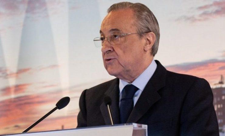 """Foot: pour le patron de la Super League Florentino Perez, d'ici 2024 """"tous les clubs seront morts"""""""