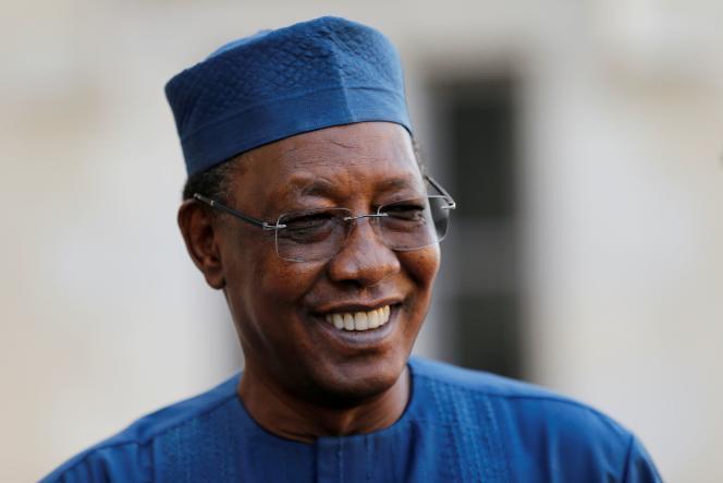 """Tchad: le président Idriss Déby mort """"de blessures reçues au front"""""""
