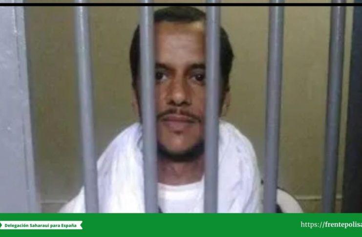 Maroc - En grève de la faim, le journaliste sahraoui Mohamed Lamin Haddi est en danger de mort