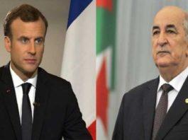 """Dix jours après le report sine die du déplacement du Premier ministre français à Alger, Emanuel Macron a affirmé l'existence de """"quelques résistances"""" en Algérie aux efforts de réconciliation des mémoires"""